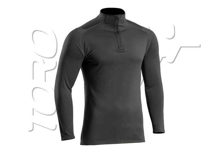 SWEAT MAILLOT ZIPPE THERMO PERFORMER NIVEAU 3 BLACK