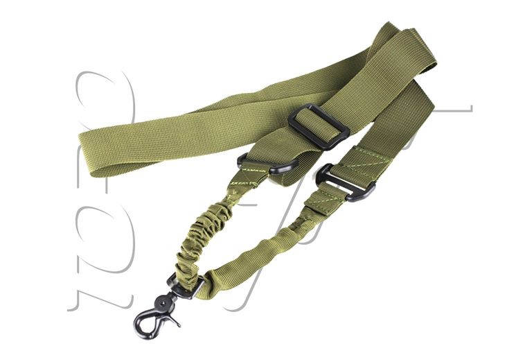 Sangle tactique 1 POINT MILITARY OLIVE S&T