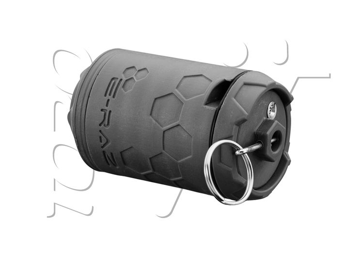 Grenade ROTATIVE E-RAZ 100BBs GAZ Z-PARTS GREY