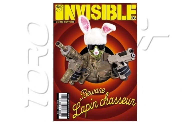Magazine  INVISIBLE N 36