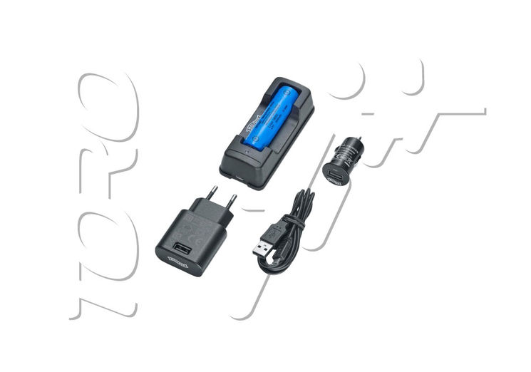 Kit MULTI CHARGEUR POUR LAMPE WALTHER PRO UMAREX