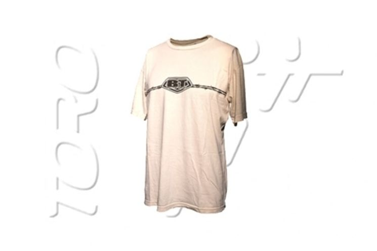 TEE-SHIRT BT BARBED WIRE GREY