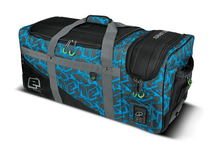 Sac ECLIPSE GX2 CLASSIC KITBAG FIGHTER BLUE