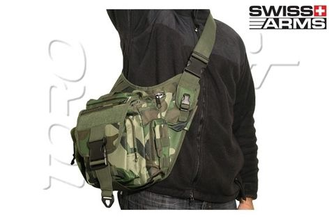 Bandoulière CamoToro Distribution Sac À Swiss Arms 9IYDH2WE