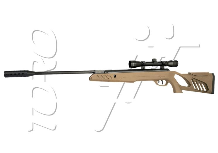 Carabine 5.5mm TAC1 SA1200 SWISS ARMS TAN + LUNETTE 4x32 (E=19.5J)