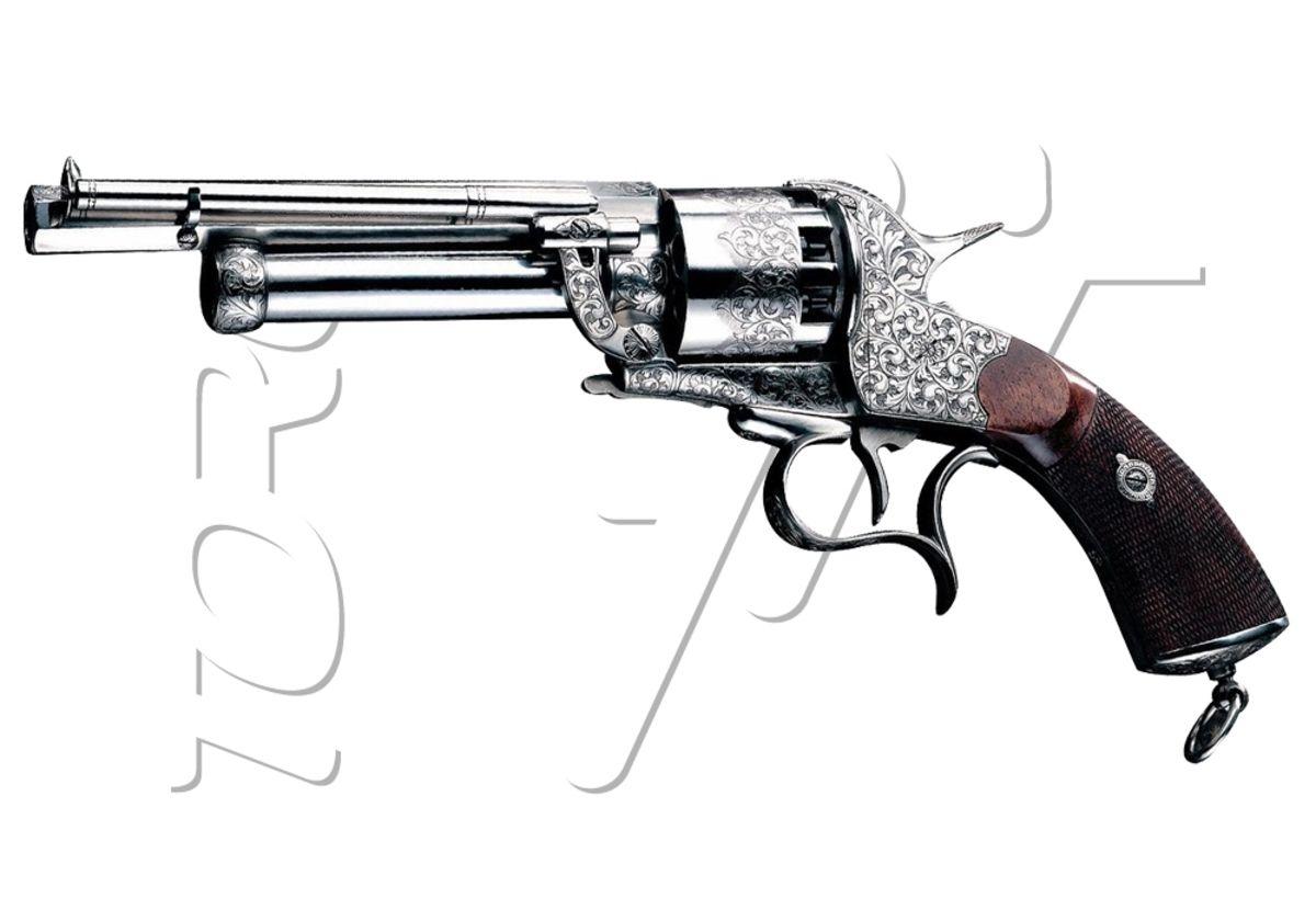 revolver-le-mat-cavalry-deluxe-grave-pie